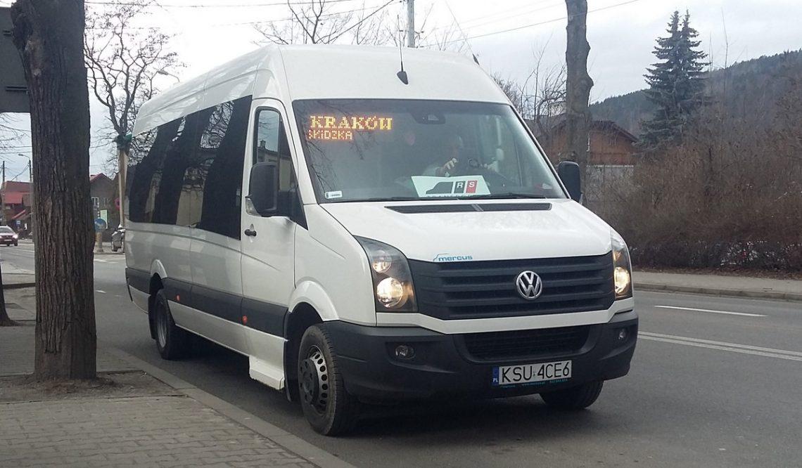 RS Transport zlikwidował linię Lachowice – Kraków