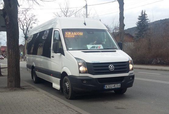 RS Transport przejmuje odJord-Busa połączenie zLachowic doKrakowa