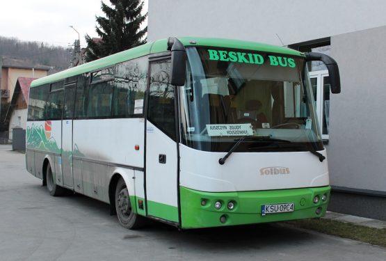 Beskid Bus niewygrał przetargu naobsługę komunikacji publicznej wWadowicach