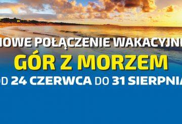 Robertur uruchamia połączenie nadpolskie morze!