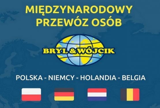 Firma Bryl & Wójcik uruchomiła międzynarodowy przewóz osób