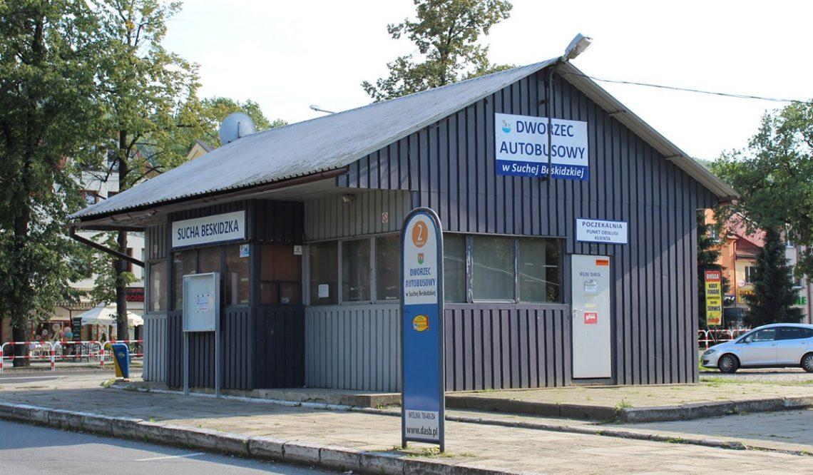 Suski dworzec autobusowy ponownie szuka dzierżawcy