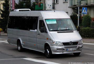 RS Transport zawiesza od6 lipca wybrane kursy nalinii doKatowic