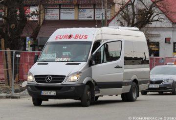 Euro-Bus: nowy rozkład jazdy nalinii relacji Jordanów – Kraków