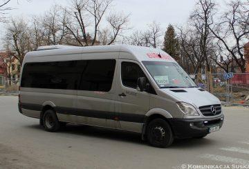 Euro-Bus ponownie wprowadził korektę wrozkładzie jazdy nalinii Jordanów-Kraków
