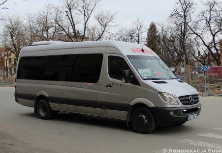Euro-Bus: od16 października nowy rozkład nalinii Jordanów – Kraków
