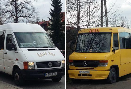 Dwie firmy łączą naczas wakacji siły nalinii Sucha Beskidzka – Krzeszów!