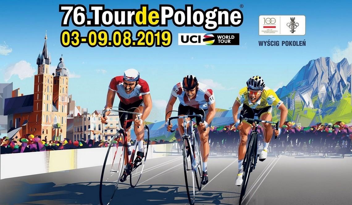 Tour de Pologne 2019 – utrudnienia wkursowaniu busów naterenie powiatu suskiego